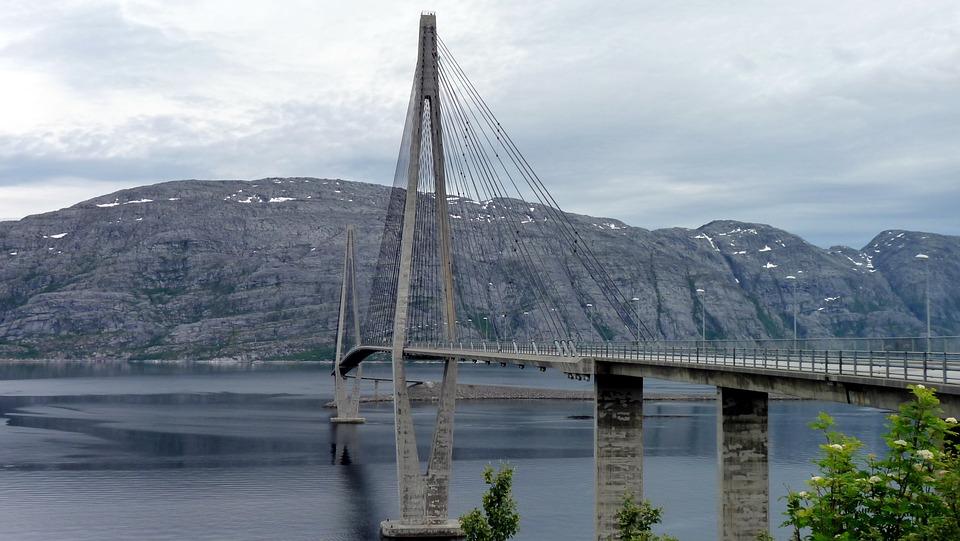 Helgeland Bridge Image